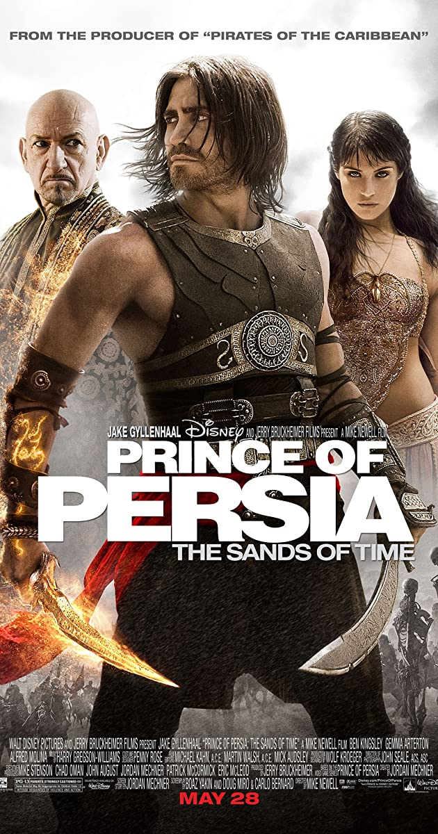 Persijos princas: laiko smiltys / Prince of Persia: The Sands of Time (2010) Online