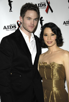 Lucy Liu and Shawn Ashmore at 3 Needles (2005)