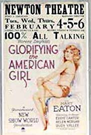 Glorifying the American Girl Poster