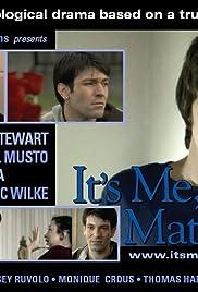 It's Me, Matthew! Poster