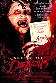 Nonton Film Night of the Demons (1988)