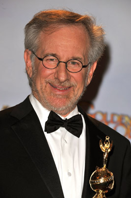 Steven Spielberg at an event for The 66th Annual Golden Globe Awards (2009)