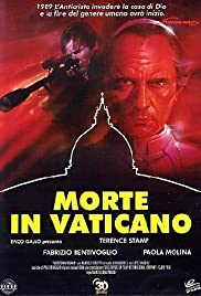 Morte in Vaticano Poster