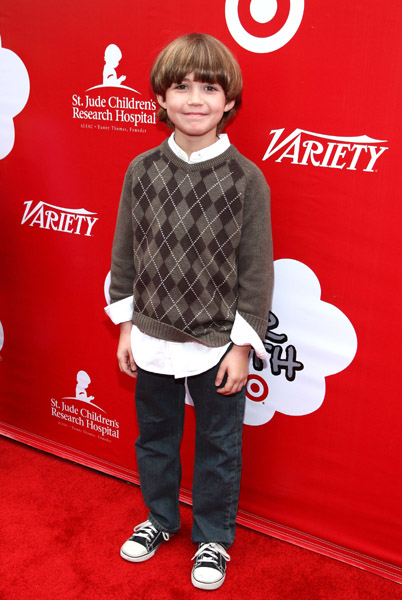 Variety's Power of Youth - Red Carpet Arrivals - Los Angeles - Preston Bailey -