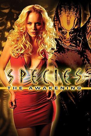 Species: The Awakening poster