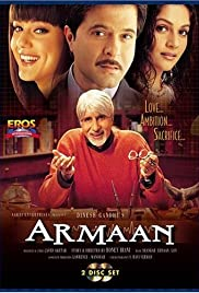 Armaan (2003) Poster - Movie Forum, Cast, Reviews