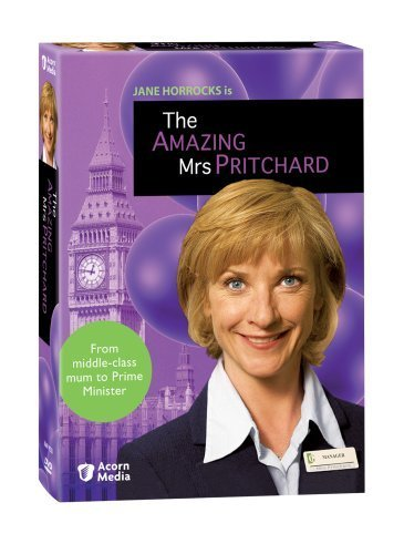 Jane Horrocks in The Amazing Mrs Pritchard (2006)
