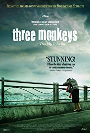 Three Monkeys (2008) Poster - Movie Forum, Cast, Reviews
