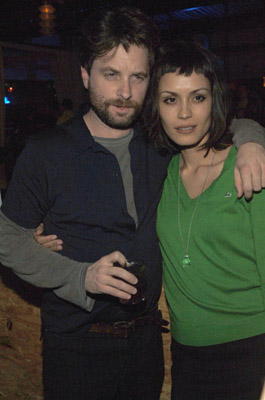 Shannyn Sossamon and Shea Whigham at Wristcutters: A Love Story (2006)