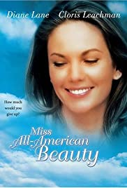 Miss All-American Beauty Poster