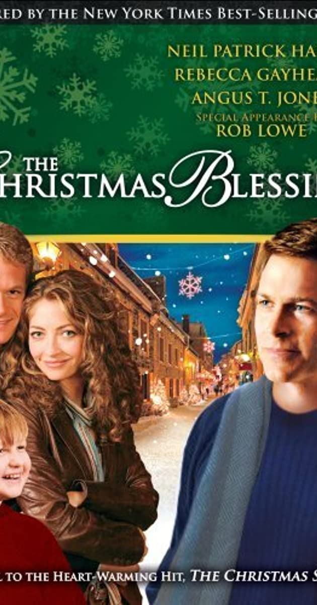The Christmas Blessing TV Movie 2005  IMDb