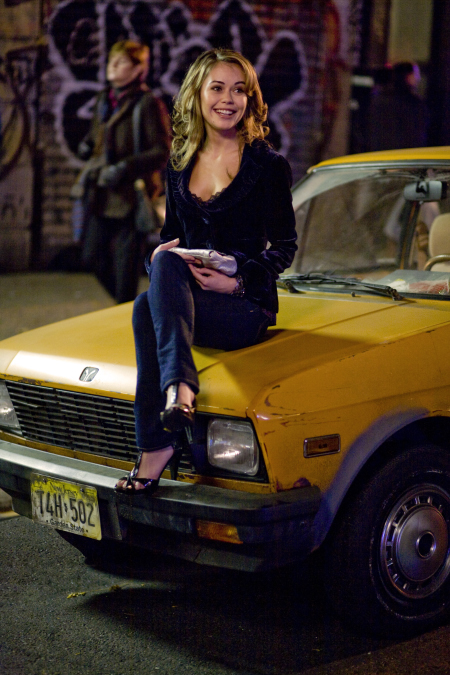 Alexis Dziena in Nick and Norah's Infinite Playlist (2008)