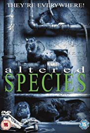 Altered Species Poster