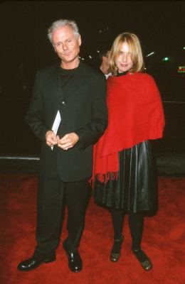 Rosanna Arquette and Michael Des Barres at End of Days (1999)