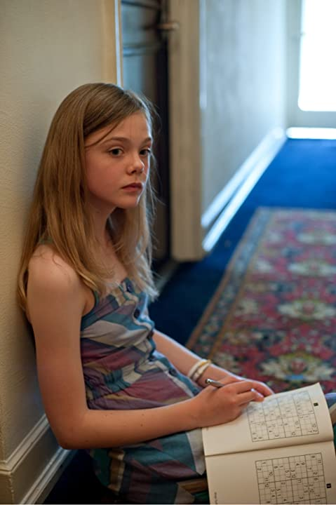 Elle Fanning in Somewhere (2010)