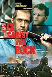 Six Against the Rock Poster