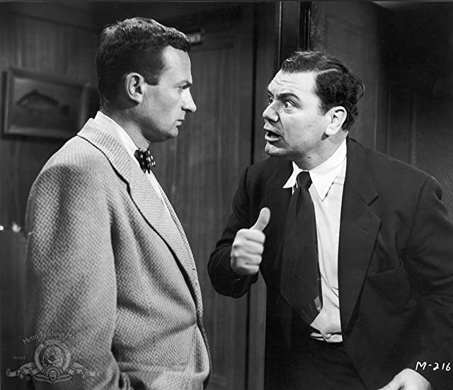 Ernest Borgnine and Joe Mantell in Marty (1955)