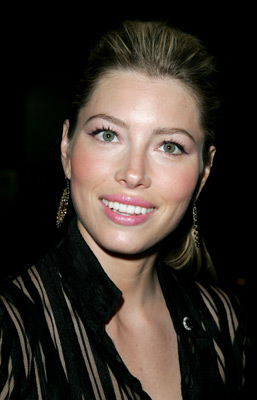 Jessica Biel at Late Show with David Letterman (1993)