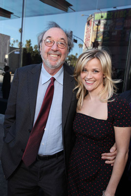 Reese Witherspoon and James L. Brooks