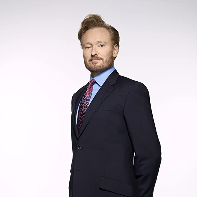 Conan O'Brien in Conan (2010)