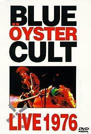 Blue Öyster Cult: Live 1976 Poster