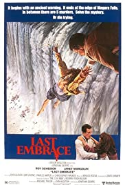 Last Embrace Poster