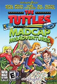 The Tuttles: Madcap Misadventures Poster