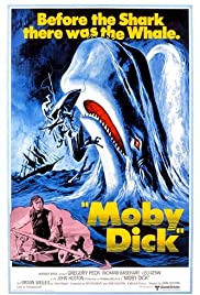 Moby Dick (1956) Poster - Movie Forum, Cast, Reviews