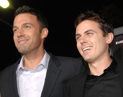 Ben Affleck and Casey Affleck at Gone Baby Gone (2007)