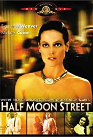 Half Moon Street (1986) Poster - Movie Forum, Cast, Reviews
