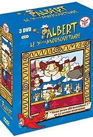 Albert le 5ème mousquetaire Poster