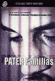 Pater familias Poster