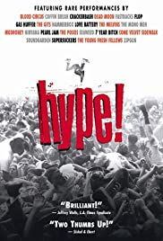 Hype! (1996) Poster - Movie Forum, Cast, Reviews