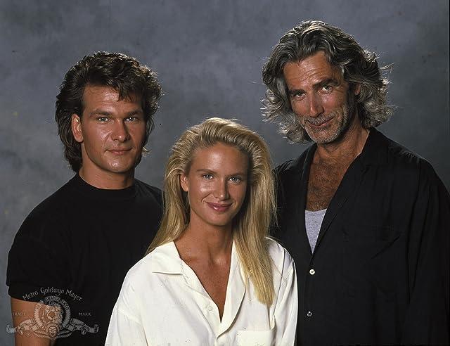 Sam Elliott, Patrick Swayze, and Kelly Lynch in Road House (1989)