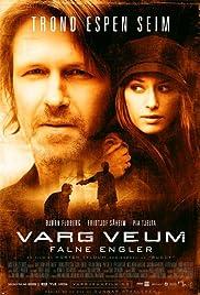 Varg Veum - Falne engler Poster