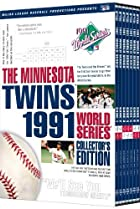 Image of 1991 World Series Atlanta Braves vs Minnesota Twins