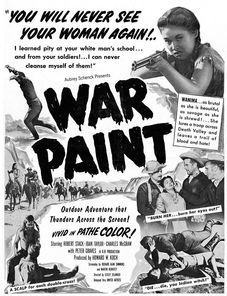 image War Paint Watch Full Movie Free Online
