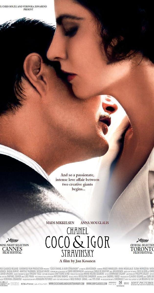 Coco Chanel & Igor Stravinsky (2009) - IMDb