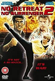 No Retreat, No Surrender 2 Poster