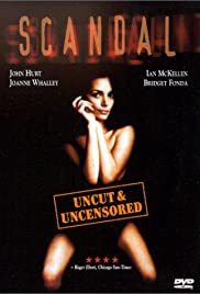 Scandal (1989) Poster - Movie Forum, Cast, Reviews