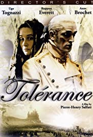 Tolérance Poster