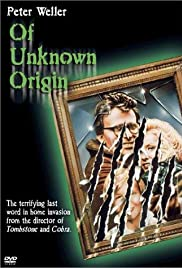 Of Unknown Origin Poster