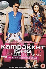 Kambakkht Ishq (2009) Poster - Movie Forum, Cast, Reviews