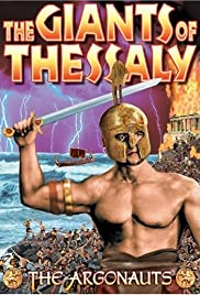 The Giants of Thessaly Poster