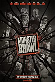Monster Brawl(2011) Poster - Movie Forum, Cast, Reviews