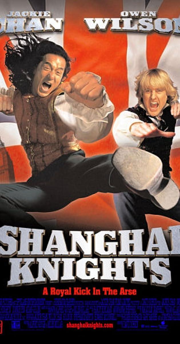 Šanchajaus Riteriai / Shanghai Knights (2003) online
