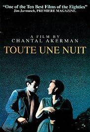 Toute une nuit1982 Poster