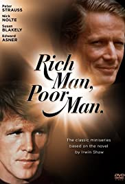 Rich Man, Poor Man - Book II Poster - TV Show Forum, Cast, Reviews