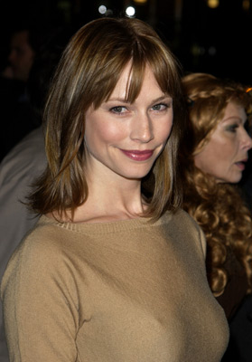 Meredith Monroe at an event for Master and Commander: The Far Side of the World (2003)