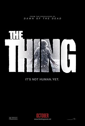 The Thing (2011) (Hindi) Download on Vidmate